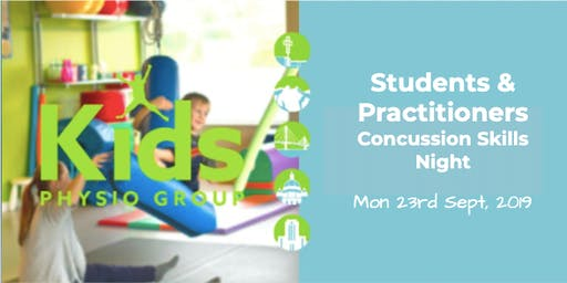 Students and Practitioners Concussion Skills Night