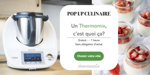 pop-up! - FREE // Pop-up! culinaire Thermomix®...