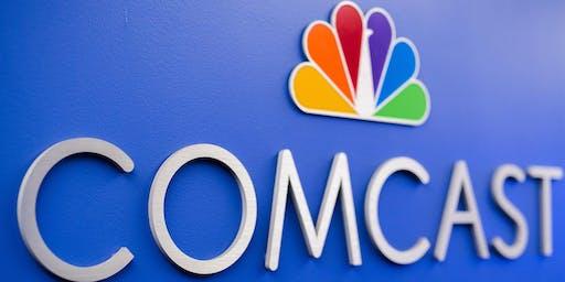Comcast Career Sales Mixer