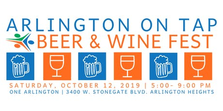4th annual Arlington On Tap Beer & Wine Fest tickets