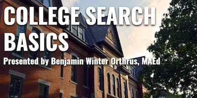 College Search Basics - Monticello