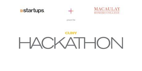 CUNY Hackathon tickets