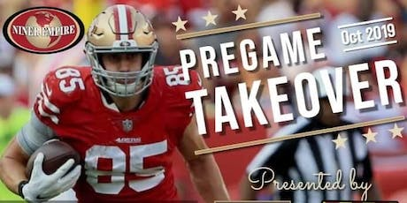 Niner Empire Takeover tickets