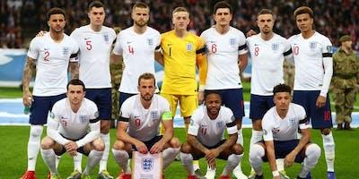England Qualifier: England V Kosovo