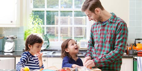 Dads and Discipline: Cooperation at Home (Preschool/Elementary) tickets