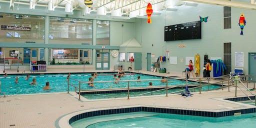 COAH Retreat Kids Swim