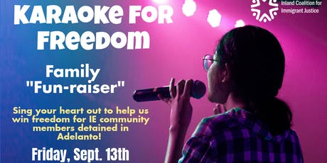 Karaoke for Freedom tickets