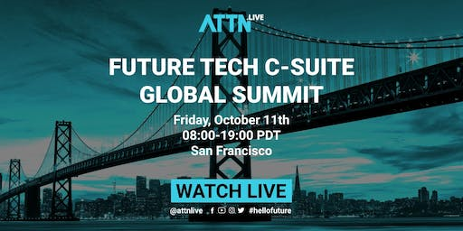 Future Tech C-suite Global Summit