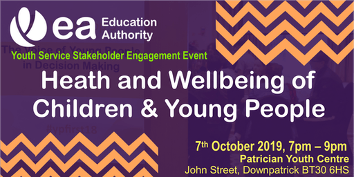 Stakeholder Engagement - The Health & Wellbeing of Children & Young People