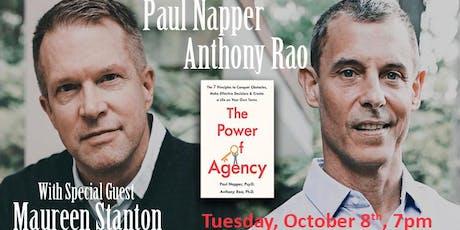Paul Napper & Anthony Rao tickets