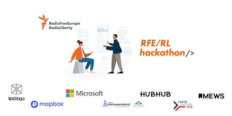 Hackathon for Independent Media - Radio Free Europe / Radio Liberty tickets