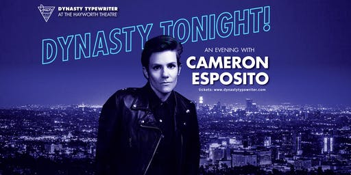 Dynasty Tonight! Presents Cameron Esposito
