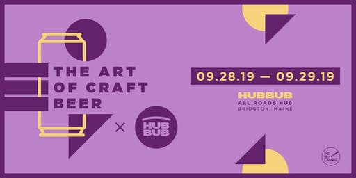 The Art of Craft Beer Event: HUBBUB - Session 1