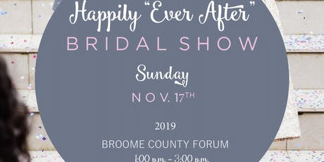 Happily Ever After Bridal Show tickets