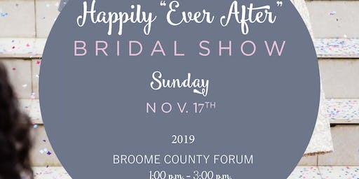 Happily Ever After Bridal Show