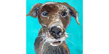 10/15 - Paint Your Pet @ Fletcher Bay Winery, Bainbridge tickets