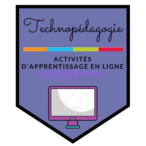 Laboratoire pédagoTICS : Activités d'apprentissage en ligne