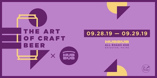 The Art of Craft Beer Event: HUBBUB - Session 2