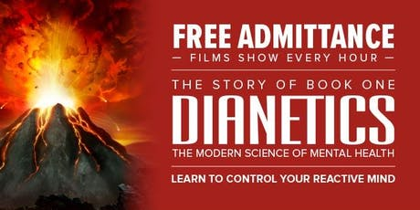 FILM SCREENING AT THE CHURCH OF SCIENTOLOGY, CELEBRITY CENTRE tickets