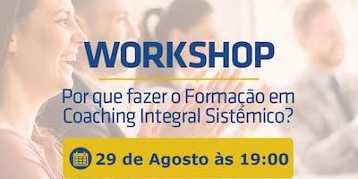 Workshop Formação em Coaching