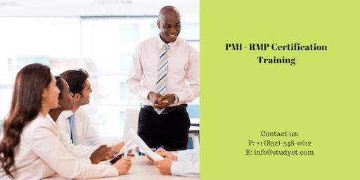 PMI-RMP foundation Classroom Training in Grand Forks, ND