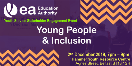 Stakeholder Engagement - Young People & Inclusion