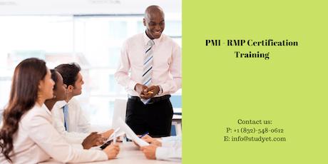 PMI-RMP foundation Classroom Training in Janesville, WI tickets