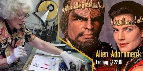 Alien Adornment: 50 Years of Star Trek Jewelry - An Artisan's Fundraiser tickets