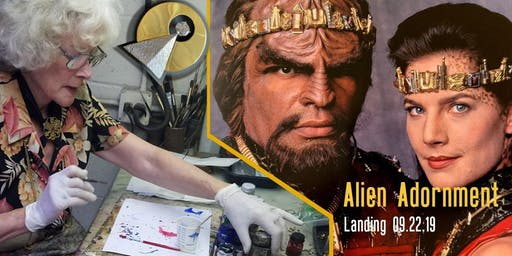 Alien Adornment: 50 Years of Star Trek Jewelry - An Artisan's Fundraiser