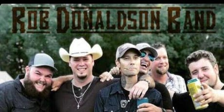 Halloween Country Night w/ The Rob Donaldson Band tickets