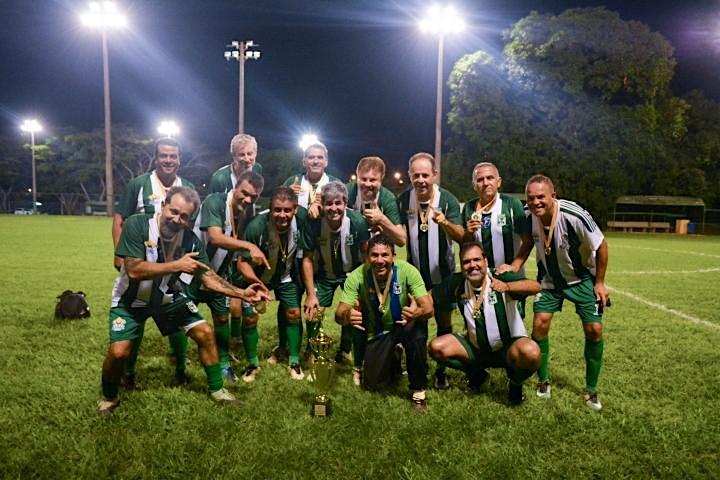 Imagem do evento 11º Torneio de Futebol Society Cinquentão da Asbac - Por Sorteio