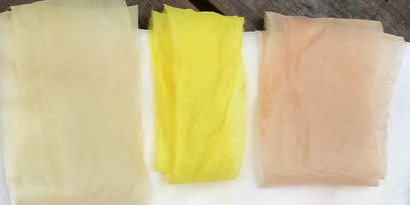 Bring Local Color Into Your World—Using Natural Dyes tickets