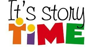 It's Story Time at Parrott-Wood Memorial Library