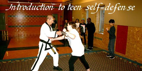 Introduction to Self-Defense for Teens - Baldwin Public Library tickets