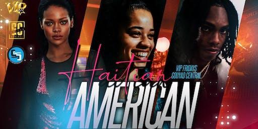 Haitian American