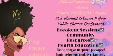 3rd Annual Women & Girls Public Chance Conference tickets