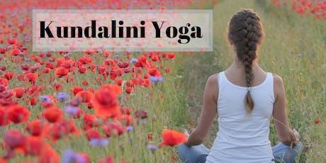 Kundalini Yoga tickets