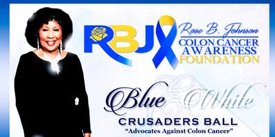 Blue & White Crusaders Ball