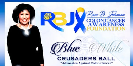 Blue & White Crusaders Ball tickets