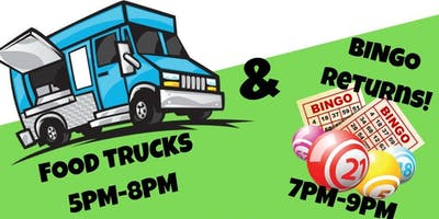 Food Truck Night at the Clubhouse