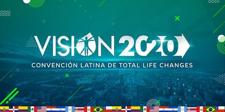 TLC's International Latin Convention | 2020 Vision entradas