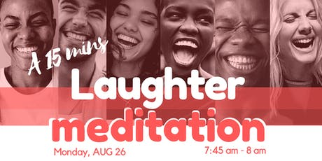 A 15 mins Phone-in Laughter Meditation (Laugh for Peace) tickets