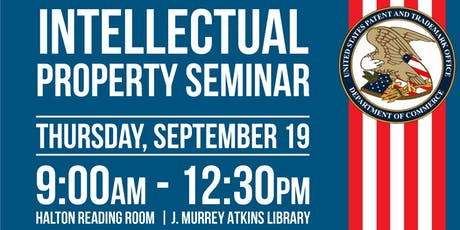Intellectual Property seminar tickets