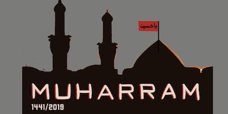 ICNYU Muharram Majlis Fundraiser Event with Mahmoud Abdul-Rauf tickets