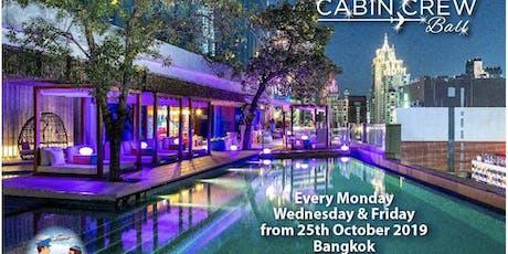 Cabin Crew Ball BANGKOK tickets