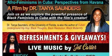 Film: Afro-Feminismos En Cuba: Perspectivas De La Habana. tickets