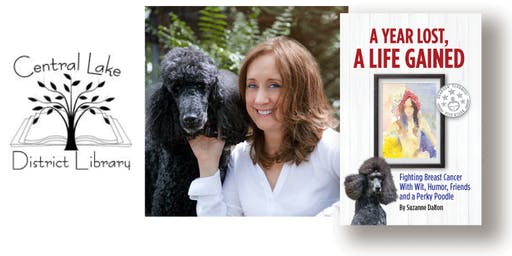 Suzanne Dalton: Author Talk at the Central Lake District Library