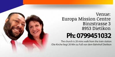 AOGF EUROPA MISSION CENTRE