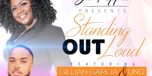 Ju Poppin presents Stand Out Loud
