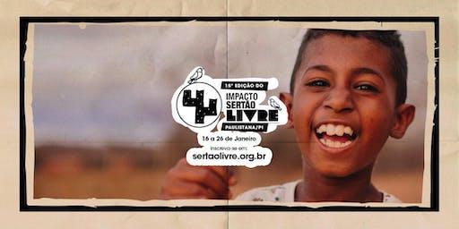 15º Impacto Sertão Livre - Janeiro 2020